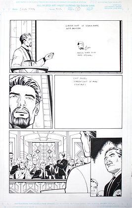 Iron Man | Original comics page 3-4-2 (1998)