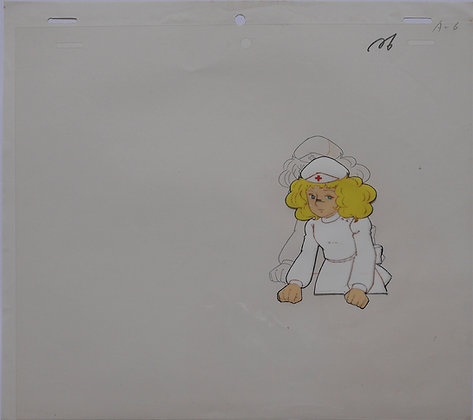Candy, Candy wearing her nurse clothes (1976-1979)