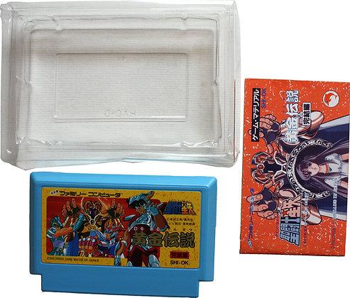 Nintendo Famicom Saint Seiya: Ogon Densetsu Kanketsu Hen (1989)