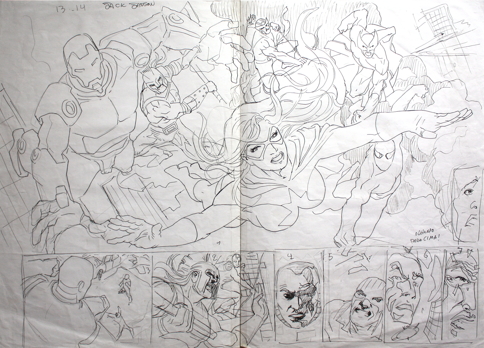 Comics américains