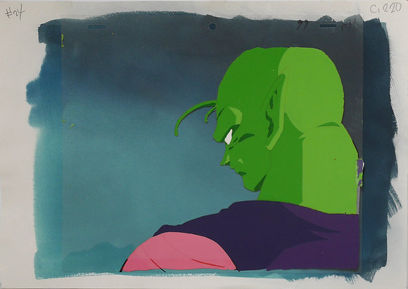 Dragon Ball Z, Piccolo (from behind) (1989-1996)