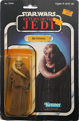 Star Wars Vintage, Bib Fortuna (1983)