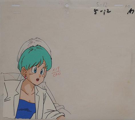 Dragon Ball Z, Bulma wearing a blue dress (1989-1996)