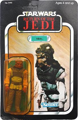 Star Wars Vintage, Nikto (1983)