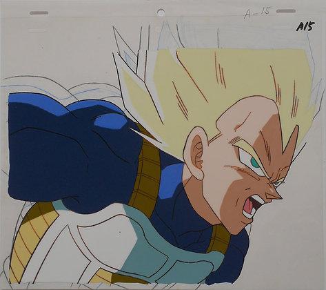 Dragon Ball Z, Super Saiyajin Vegeta (1989-1996)