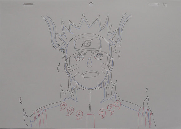 Naruto, Naruto Uzumaki (A3) (2002-2017)