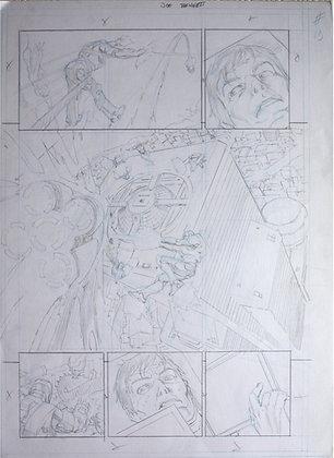 Iron Man | Original comics page 5-21-19 (2014)