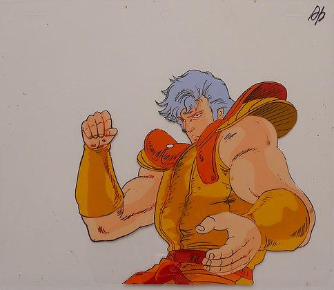 Hokuto no Ken, [Man in an orange armour] (1984-1987)