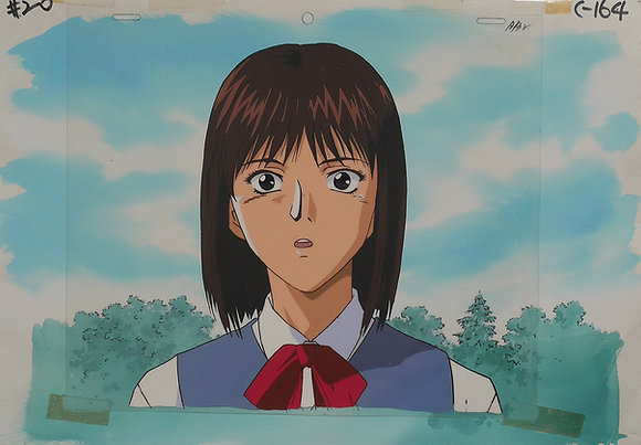 Great Teacher Onizuka, Nanako Mizuki (forest background) (1999-2000)