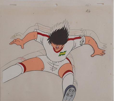 Captain Tsubasa/Olive & Tom, Tsubasa Ozora/Olivier Atton (air) (1983-1986)