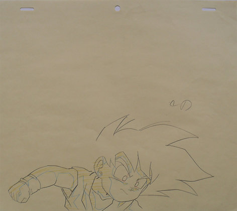 Dragon Ball GT, Sangoku flying (1996-1997)