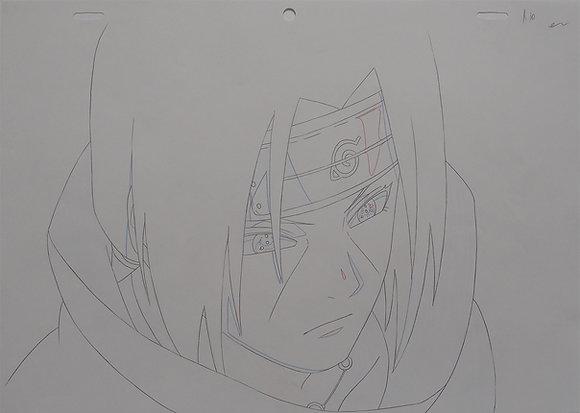Naruto, Itachi Uchiha (A10) (2002-2017)