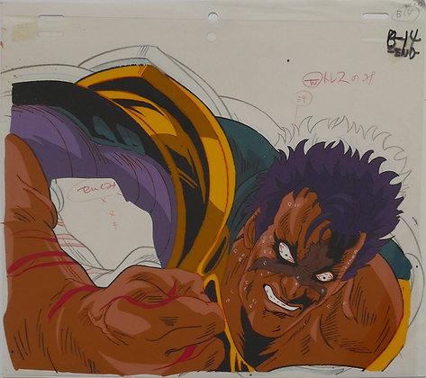 Hokuto no Ken, Kaioh, the long-lost older brother of Raoh and Toki (1984-1987)