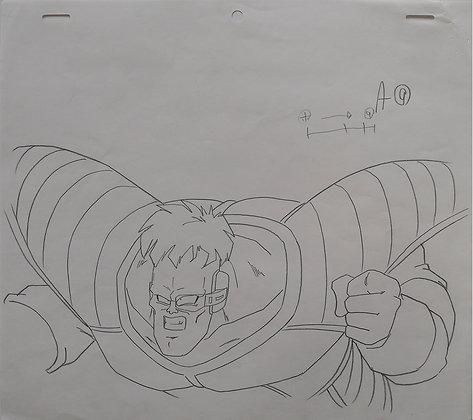 Dragon Ball Z, Recoome (A9) (1989-1996)