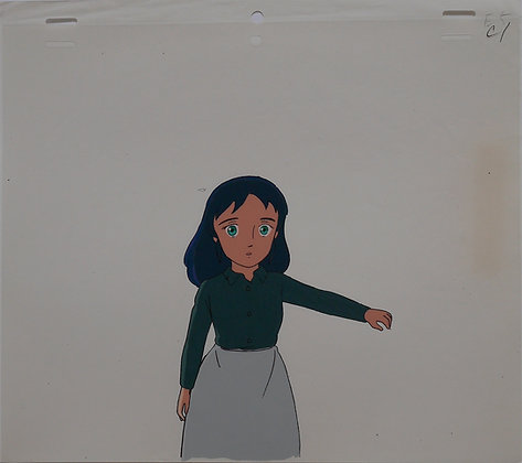Shokojo Sera/Princesse Sarah, Sarah (1985)