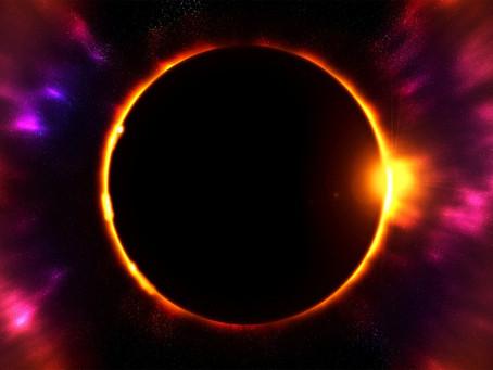 Energy Intel: Solar Eclipsed New Moon in Gemini