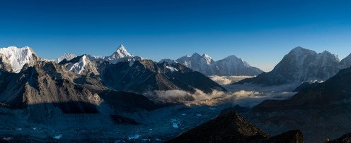 Kala Patthar View, 18,513ft.