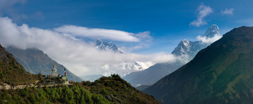 Ama Dablam Panoramic