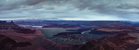 Deadhorse Point, Moab UT