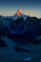 Ama Dablam Sunset