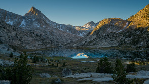 Evolution Lake, Sierra Nevada