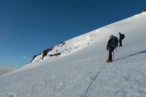 Hotlum Glacier, Mt. Shasta