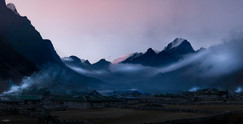 Himalayan Sunset