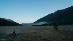 Lyell Canyon Morning