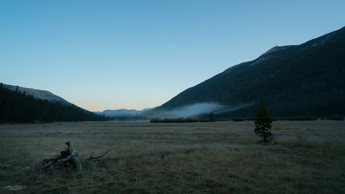 Lyell Canyon Morning