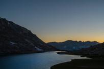 Guitar Lake, Sierra Nevada