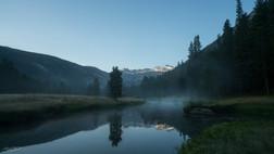 Lyell Canyon Sunrise