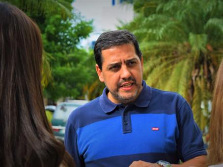 """Fernández Patri: """"Esto es parte de la campaña electoral de JxC y de la interna que tienen ellos."""""""