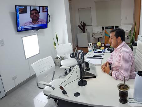 """Fernández Patri: """"El 90% de las empresas van a pagar menos alícuota que el 30% que rigió en 2020."""""""