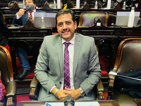 """Fernández Patri: """"Es un alivio económico para más de 4 millones de monotributistas."""""""