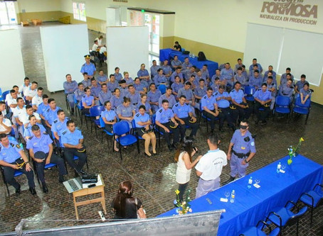 """""""Nos sentimos orgullosos de la Policía de Formosa por su compromiso con la inclusión."""""""