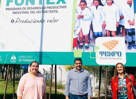 Daldovo, Parola y Fernández Patri donaron subsidio de la HCDN al FONTEX