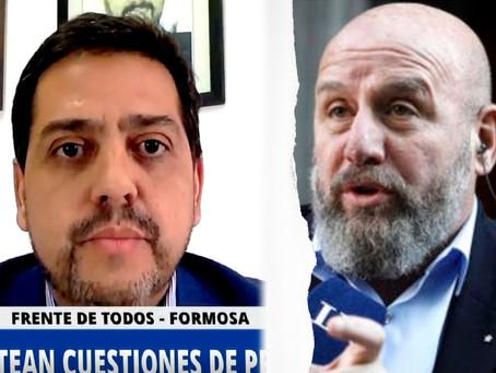 Fernández Patri le exigió al diputado Wolff que le pida disculpas al pueblo Formoseño.