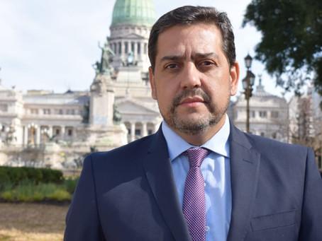 """Fernández Patri: """"La oposición montó estos hechos para usarlos como trampolín para las elecciones."""""""