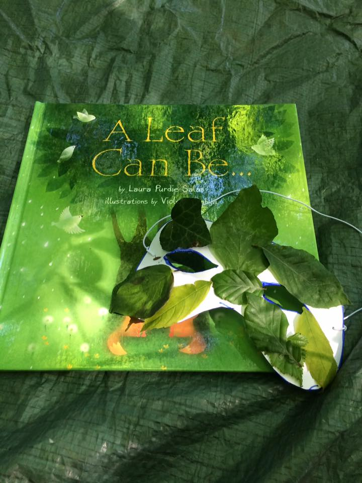 A Leaf Can Be..activities inspired by nature