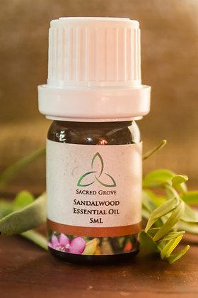 Sandalwood Essential Oil 5ml