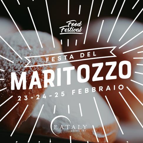 Festa del Maritozzo: torna la 2° edizione del dolce preferito dei romani