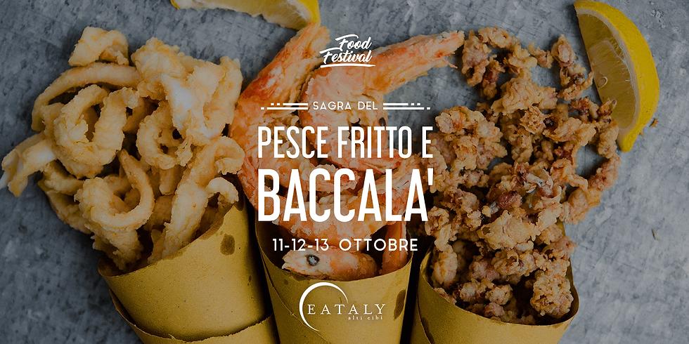Sagra del Pesce Fritto e Baccalà (Roma)