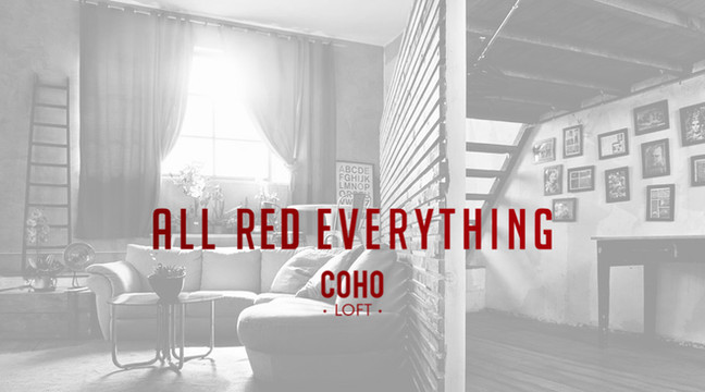 All Red Everything 2016