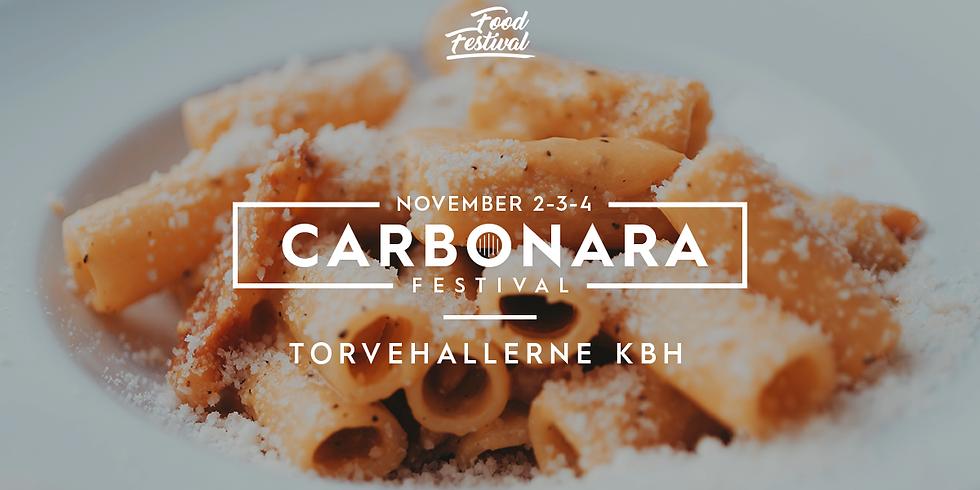 Carbonara Festival