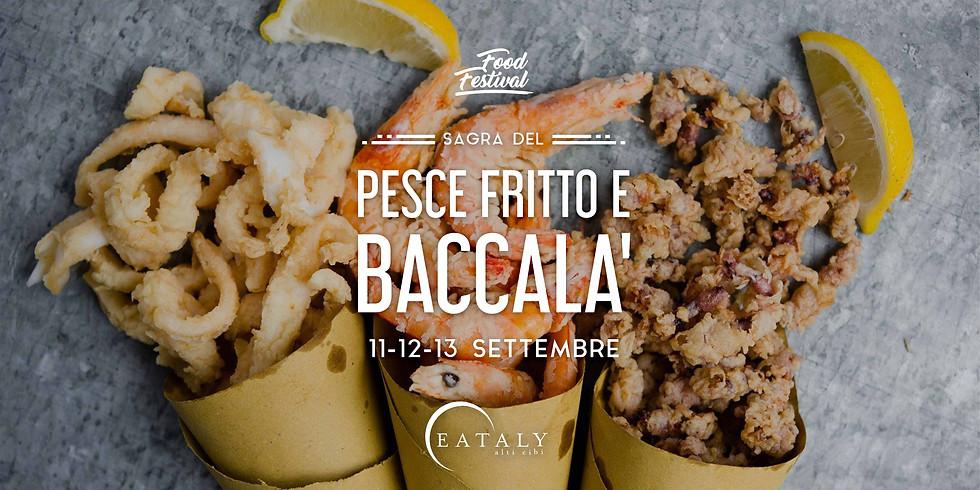 Sagra del Pesce Fritto e Baccalà (RM)