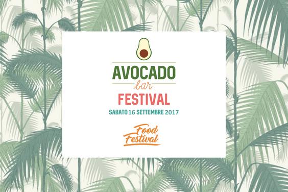 Avocado Bar Festival