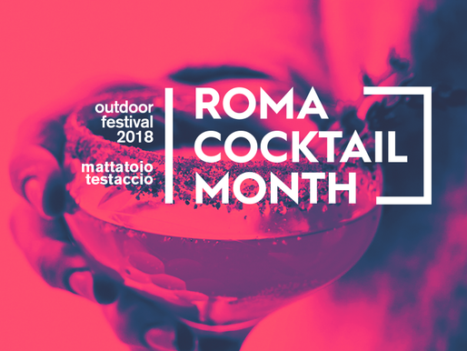 Roma Cocktail Month: cinque weekend di mixology al Mattatoio Testaccio