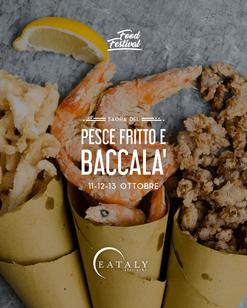 Sagra del Pesce fritto e Baccalà