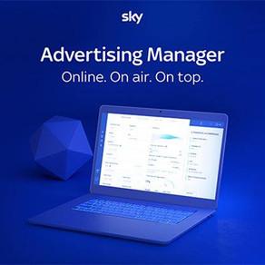 Sky Advertising Manager: un clic e sei in tv