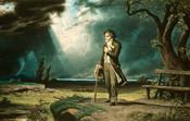 Beethoven se promenant à la campagne